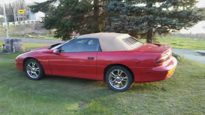 1996 Chevrolet Camaro For Sale Convertible
