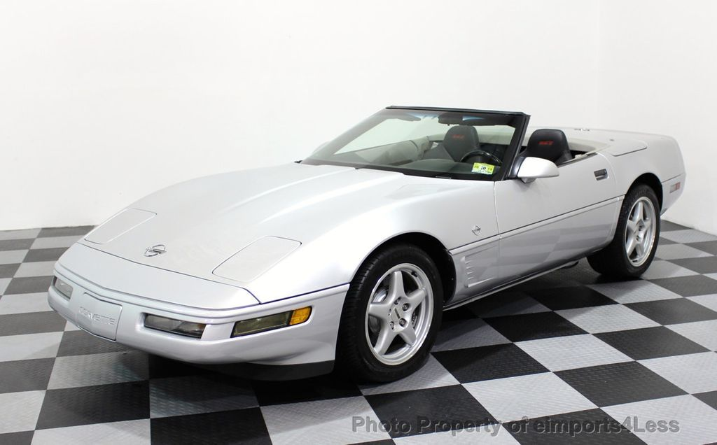 1996 Chevrolet Corvette COLLECTORS EDITION CONVERTIBLE - 16734651 - 0