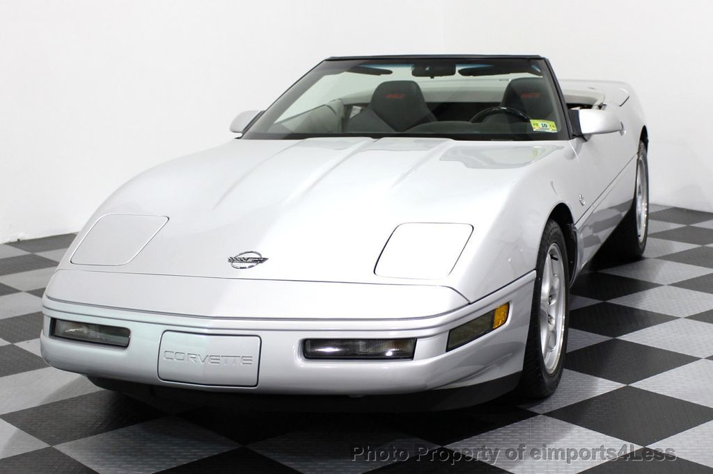 1996 Chevrolet Corvette COLLECTORS EDITION CONVERTIBLE - 16734651 - 12