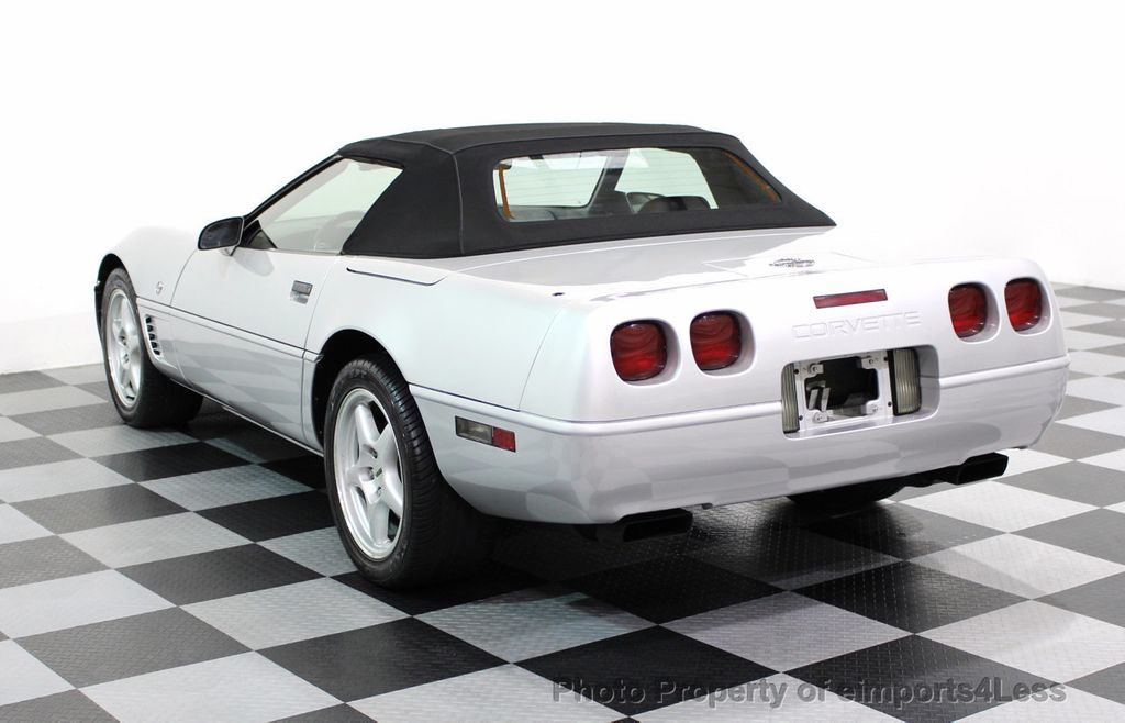 1996 Chevrolet Corvette COLLECTORS EDITION CONVERTIBLE - 16734651 - 14