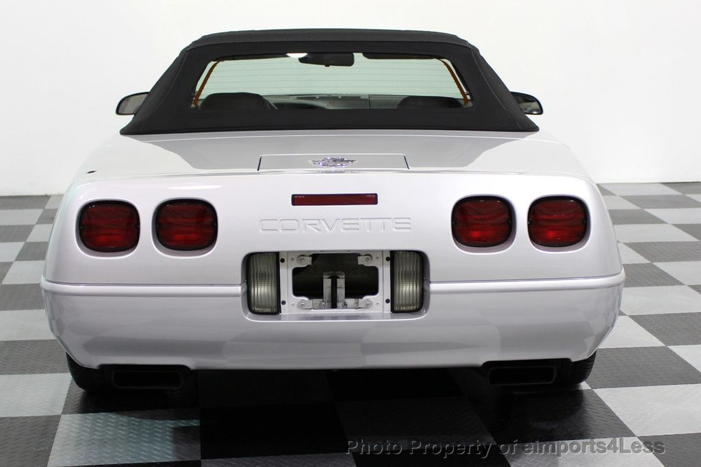 1996 Chevrolet Corvette COLLECTORS EDITION CONVERTIBLE - 16734651 - 15