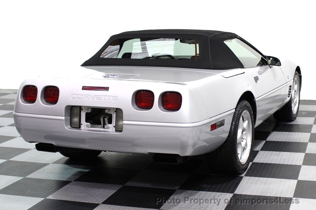 1996 Chevrolet Corvette COLLECTORS EDITION CONVERTIBLE - 16734651 - 16