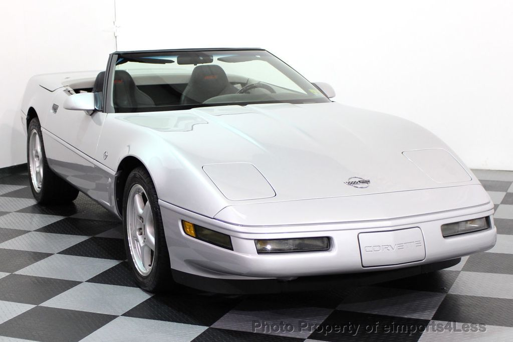 1996 Chevrolet Corvette COLLECTORS EDITION CONVERTIBLE - 16734651 - 1