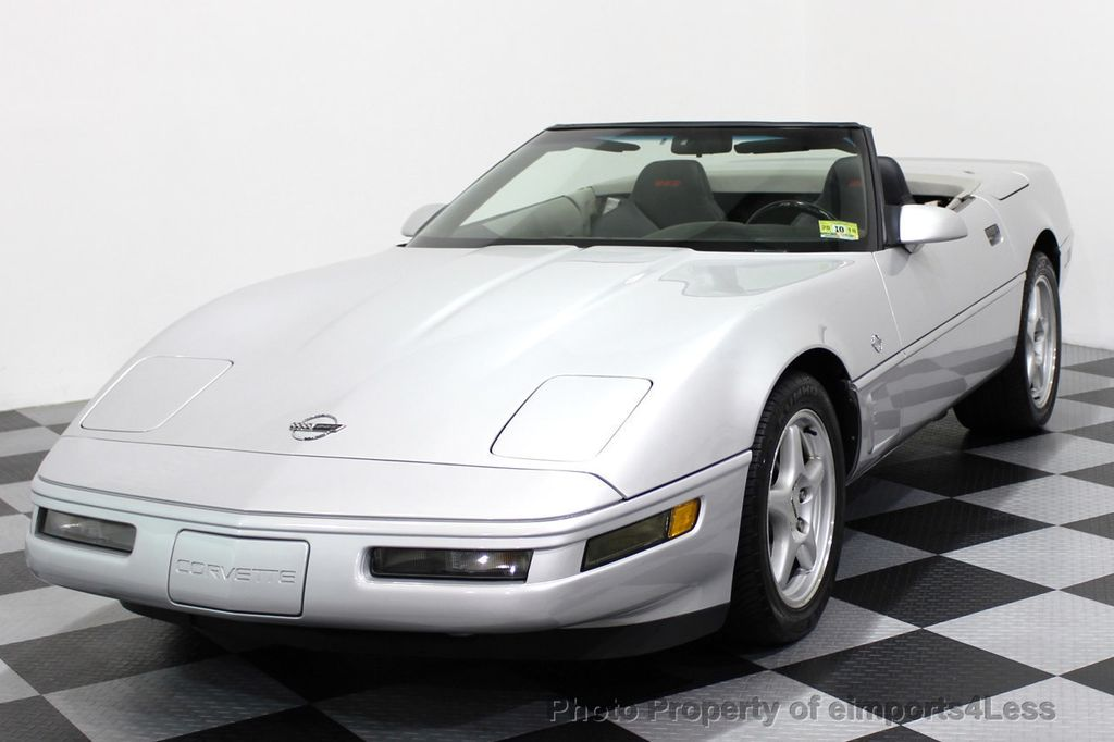 1996 Chevrolet Corvette COLLECTORS EDITION CONVERTIBLE - 16734651 - 24