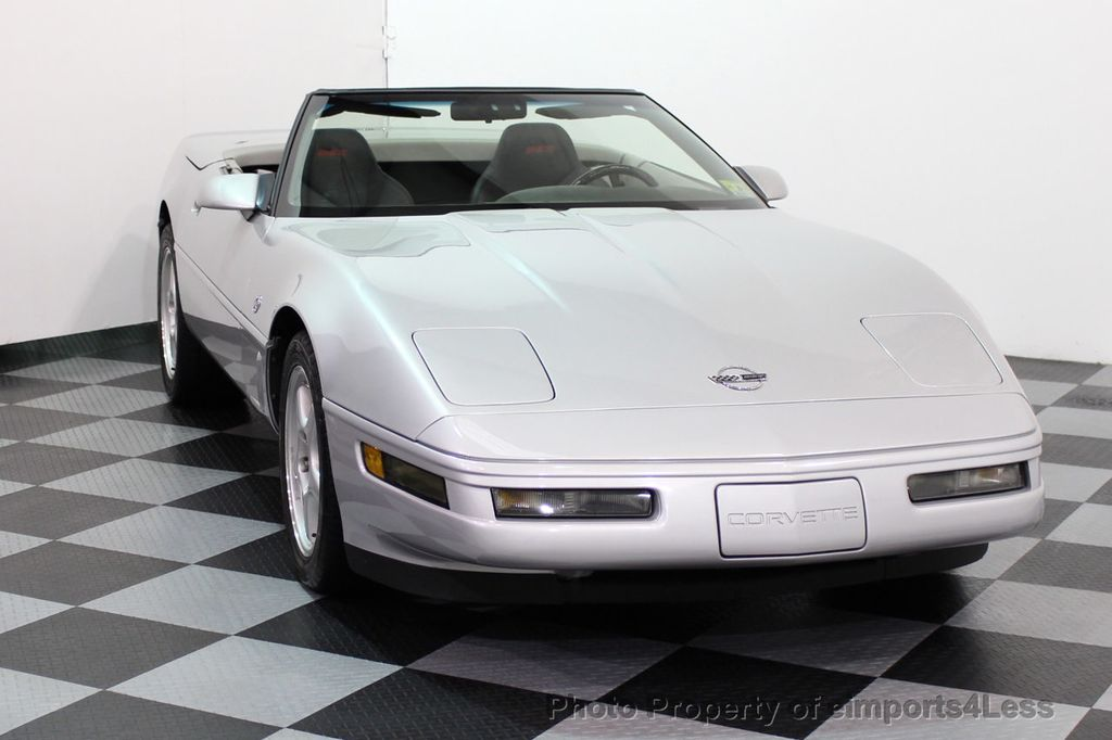 1996 Chevrolet Corvette COLLECTORS EDITION CONVERTIBLE - 16734651 - 25