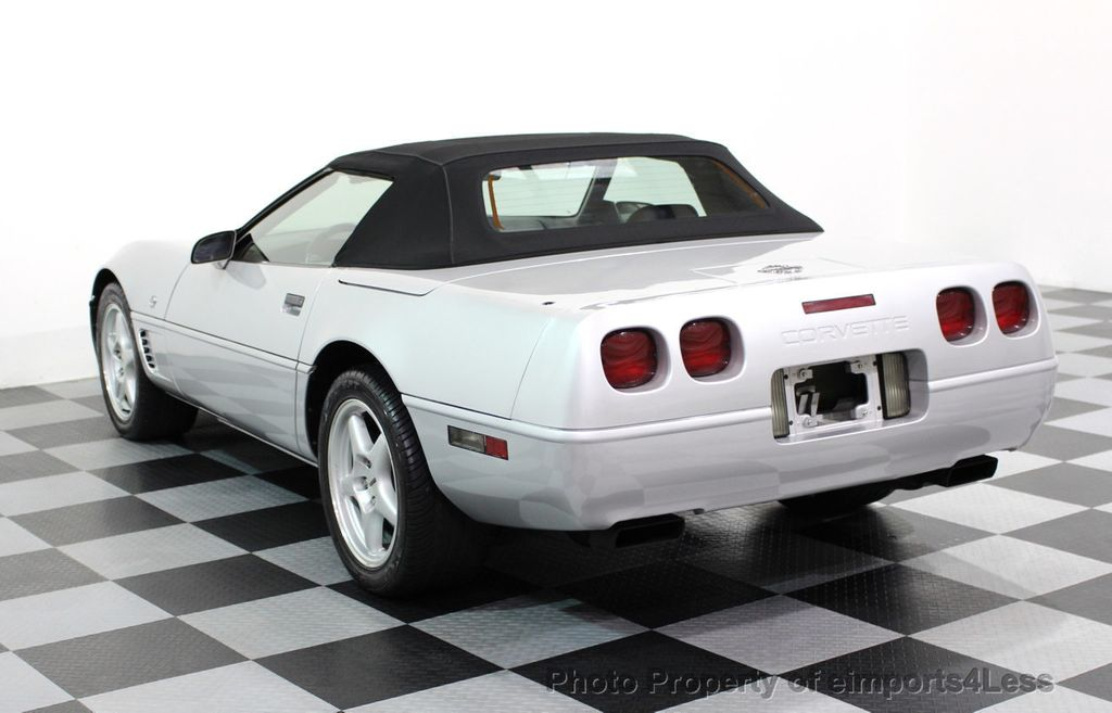 1996 Chevrolet Corvette COLLECTORS EDITION CONVERTIBLE - 16734651 - 26