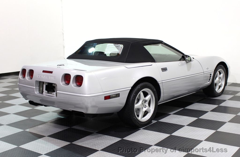 1996 Chevrolet Corvette COLLECTORS EDITION CONVERTIBLE - 16734651 - 28