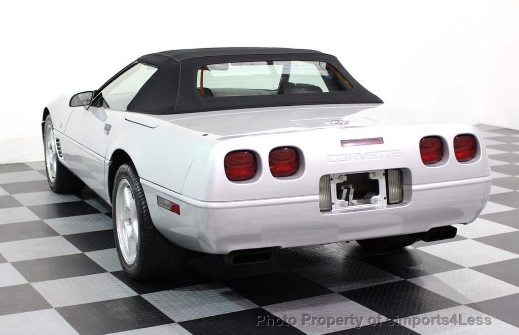 1996 Chevrolet Corvette COLLECTORS EDITION CONVERTIBLE - 16734651 - 2
