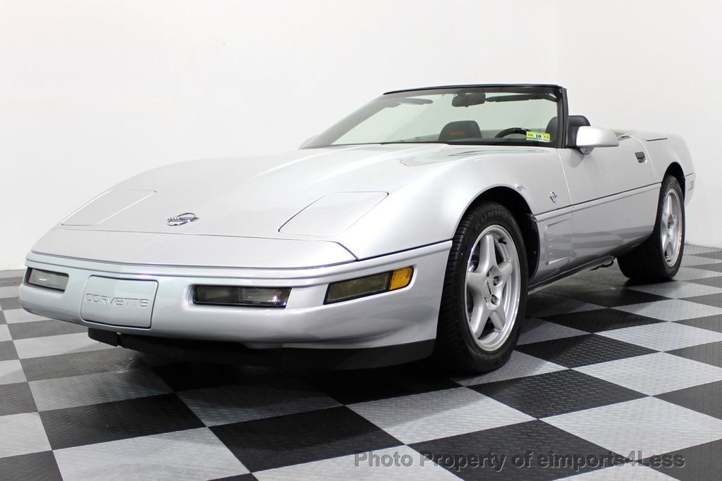 1996 Chevrolet Corvette COLLECTORS EDITION CONVERTIBLE - 16734651 - 37