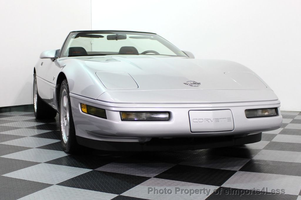 1996 Chevrolet Corvette COLLECTORS EDITION CONVERTIBLE - 16734651 - 38
