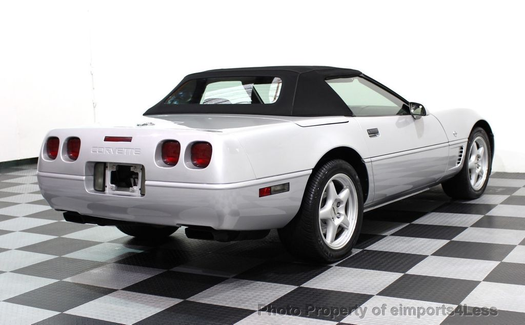 1996 Chevrolet Corvette COLLECTORS EDITION CONVERTIBLE - 16734651 - 3