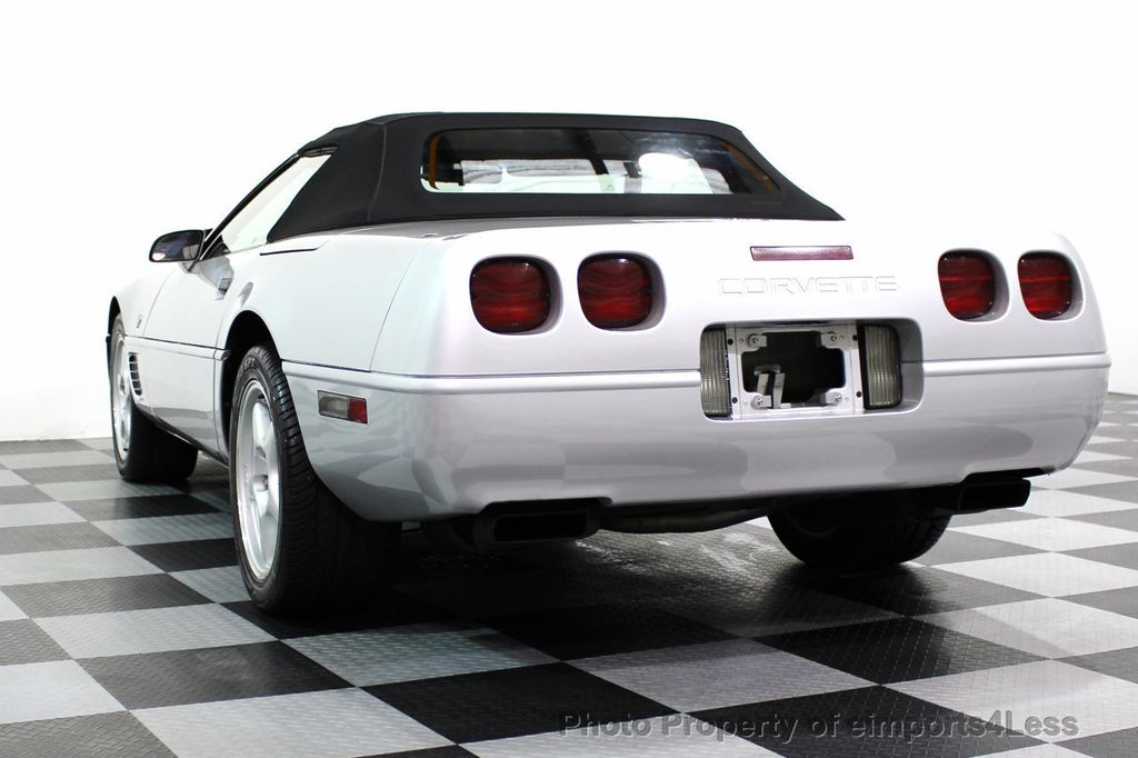 1996 Chevrolet Corvette COLLECTORS EDITION CONVERTIBLE - 16734651 - 39