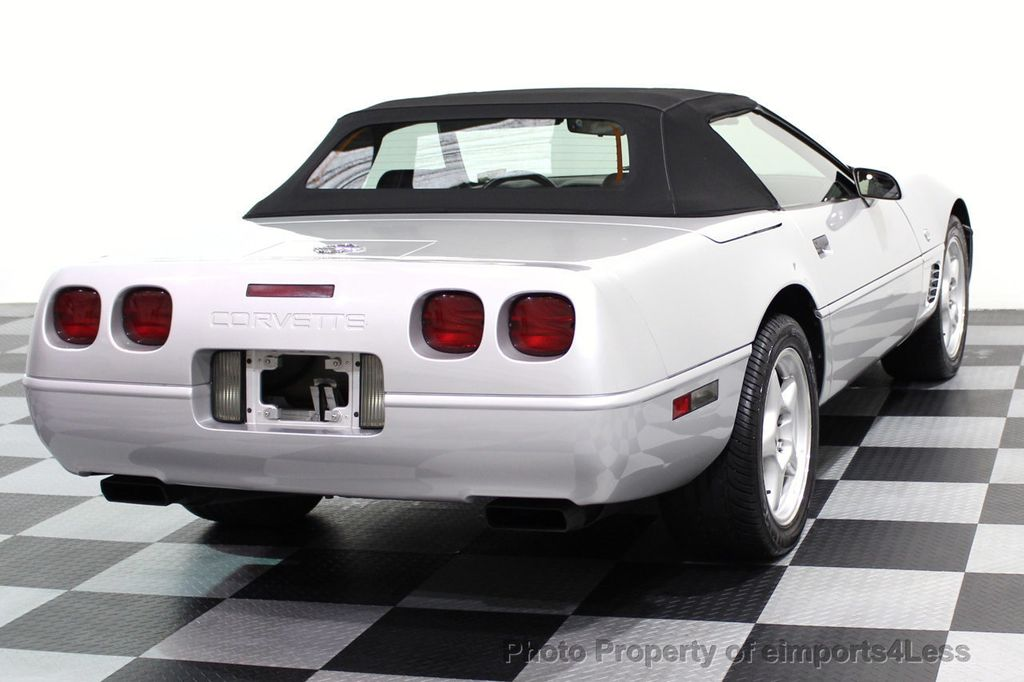 1996 Chevrolet Corvette COLLECTORS EDITION CONVERTIBLE - 16734651 - 40