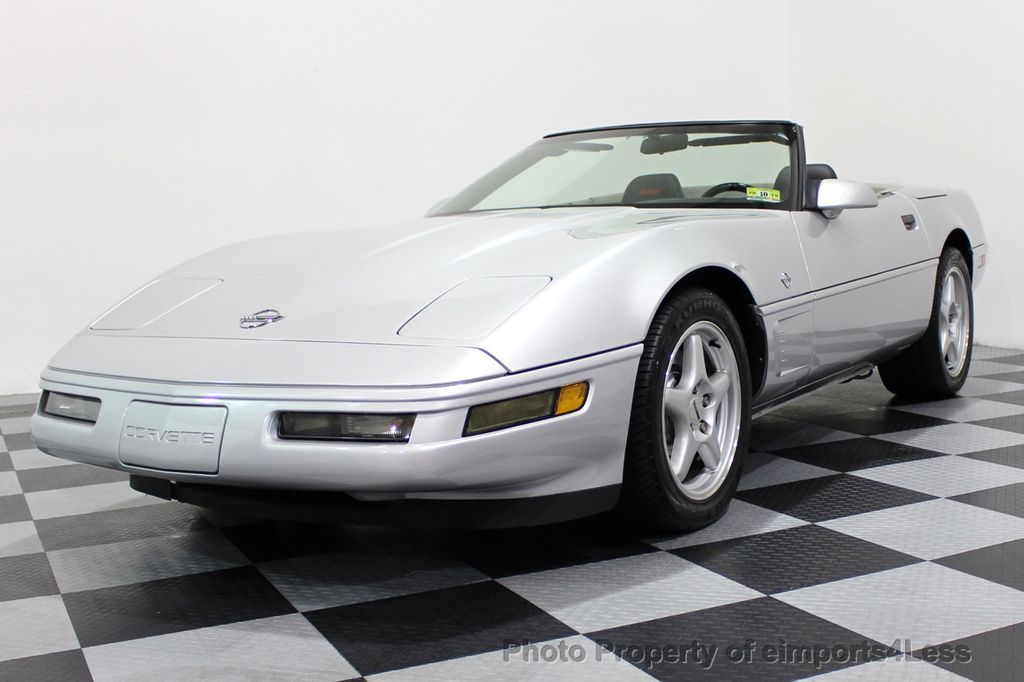 1996 Chevrolet Corvette COLLECTORS EDITION CONVERTIBLE - 16734651 - 41