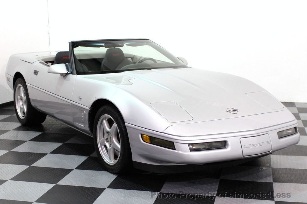 1996 Chevrolet Corvette COLLECTORS EDITION CONVERTIBLE - 16734651 - 42