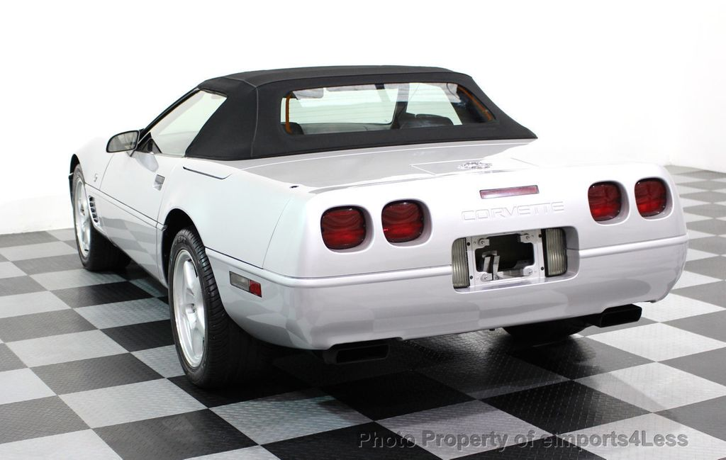 1996 Chevrolet Corvette COLLECTORS EDITION CONVERTIBLE - 16734651 - 43