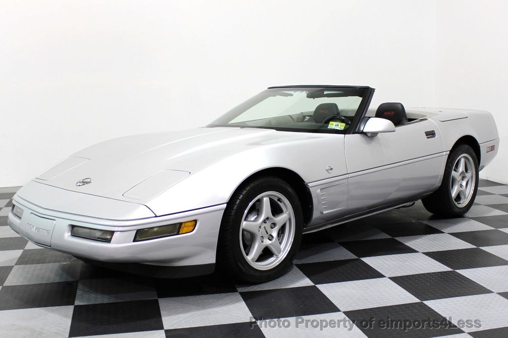 1996 Chevrolet Corvette COLLECTORS EDITION CONVERTIBLE - 16734651 - 46