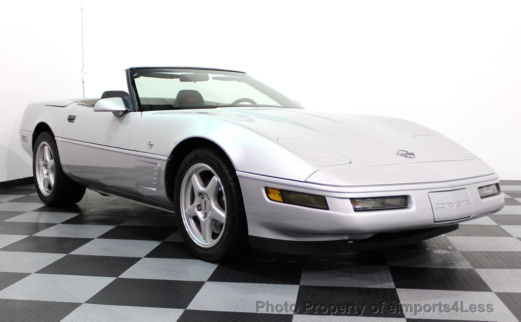 1996 Chevrolet Corvette COLLECTORS EDITION CONVERTIBLE - 16734651 - 47