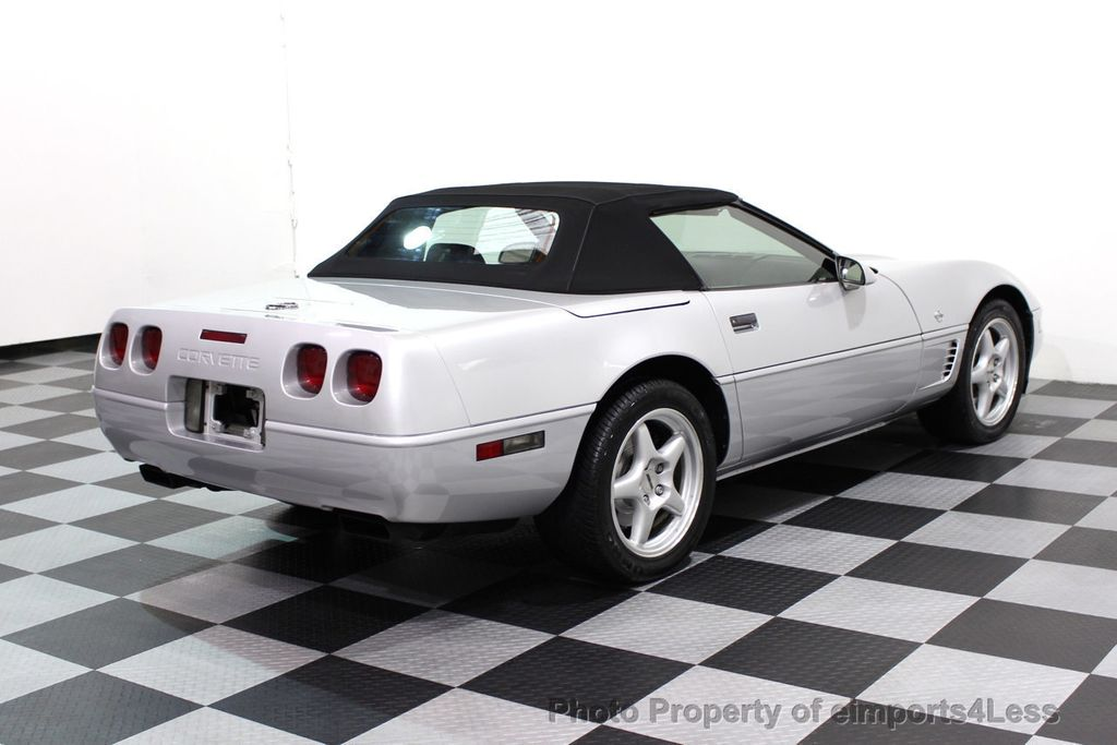 1996 Chevrolet Corvette COLLECTORS EDITION CONVERTIBLE - 16734651 - 49