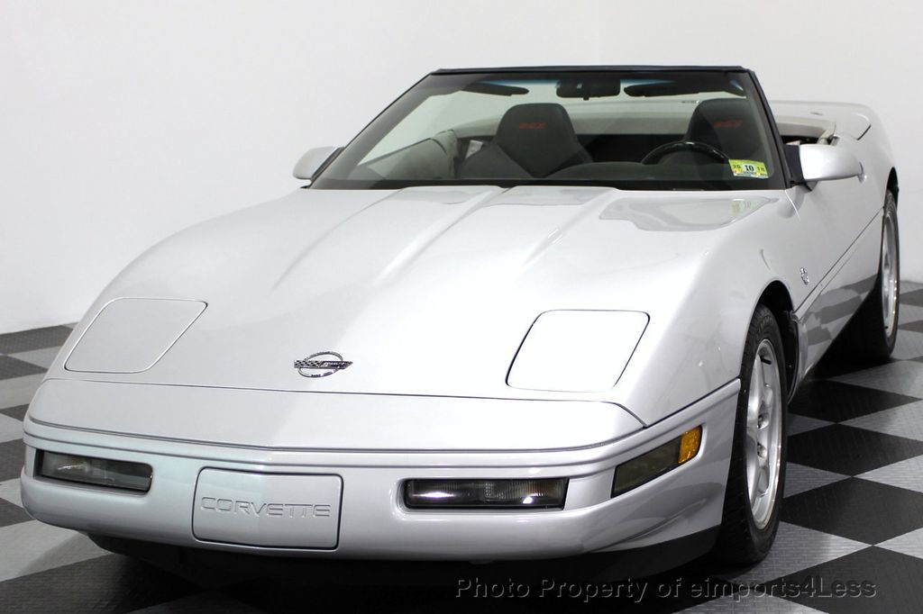1996 Chevrolet Corvette COLLECTORS EDITION CONVERTIBLE - 16734651 - 50