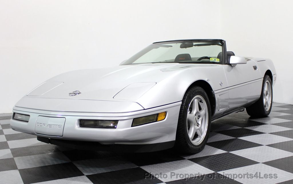 1996 Chevrolet Corvette COLLECTORS EDITION CONVERTIBLE - 16734651 - 51