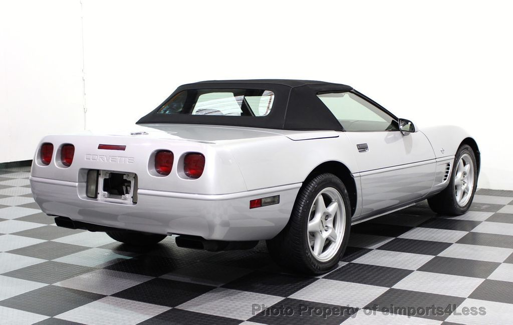 1996 Chevrolet Corvette COLLECTORS EDITION CONVERTIBLE - 16734651 - 53
