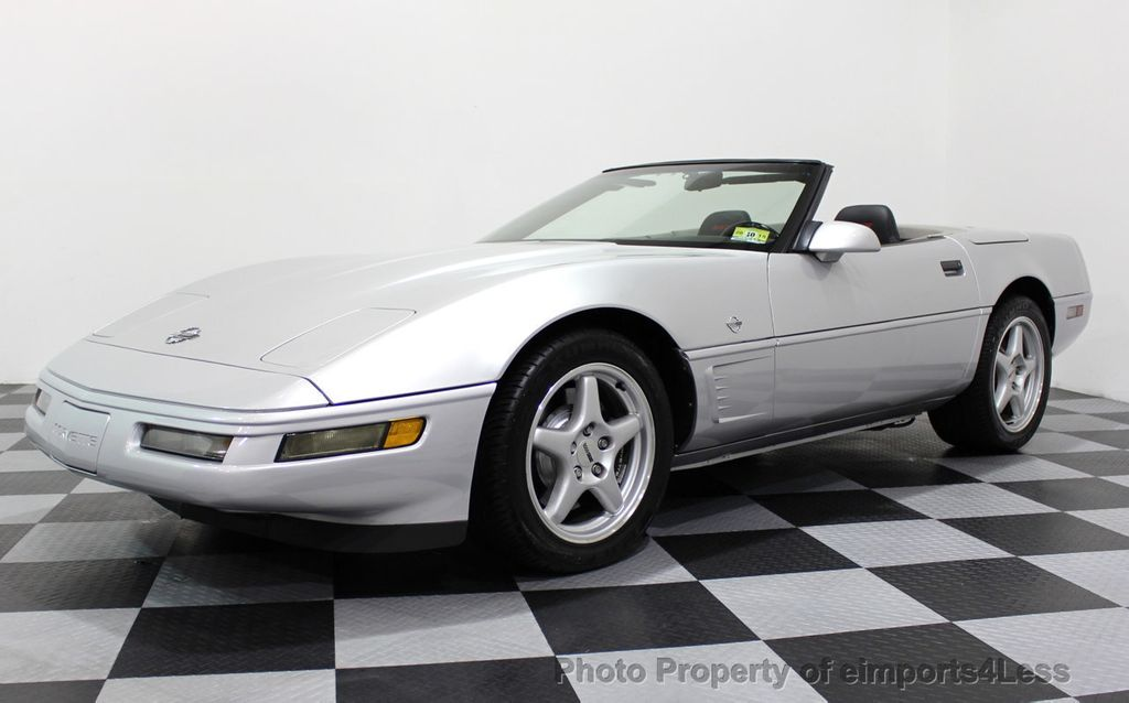 1996 Chevrolet Corvette COLLECTORS EDITION CONVERTIBLE - 16734651 - 54