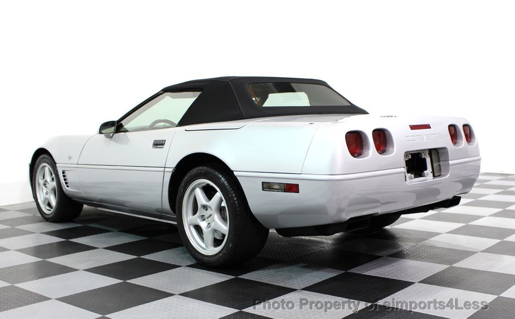 1996 Chevrolet Corvette COLLECTORS EDITION CONVERTIBLE - 16734651 - 56