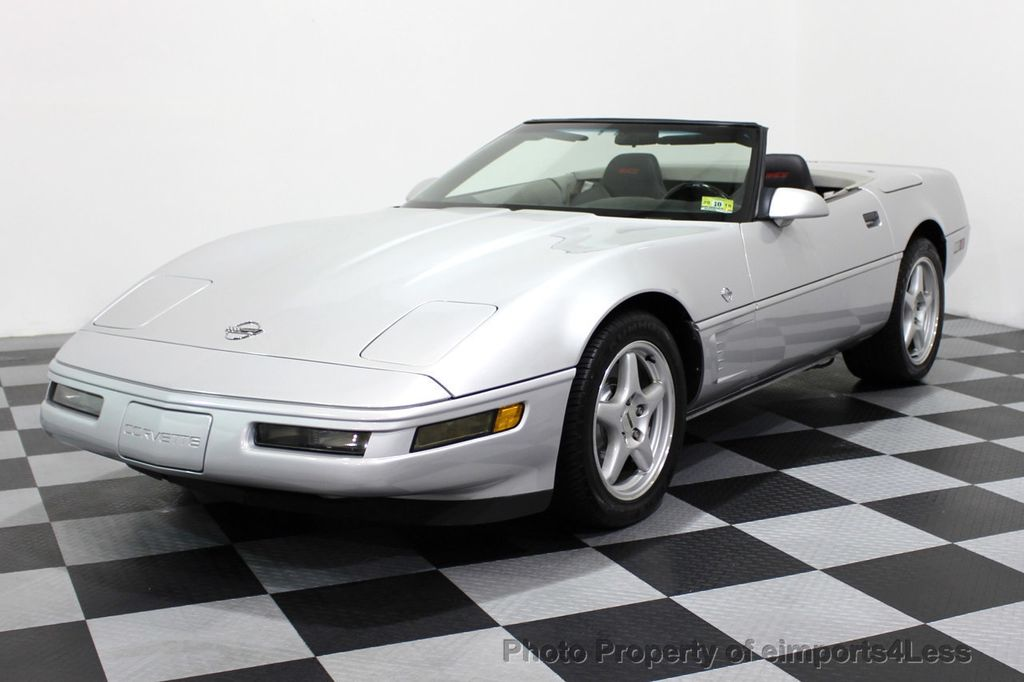 1996 Chevrolet Corvette COLLECTORS EDITION CONVERTIBLE - 16734651 - 69