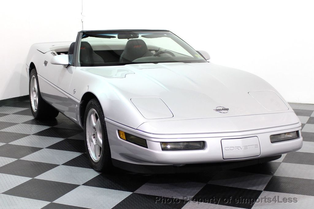 1996 Chevrolet Corvette COLLECTORS EDITION CONVERTIBLE - 16734651 - 70