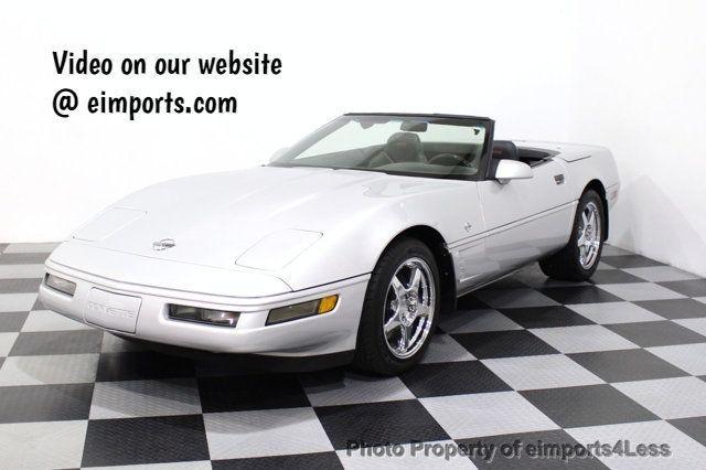 1996 Chevrolet Corvette CORVETTE 4LT Collector Edition 6 SPEED  - 18147499 - 0