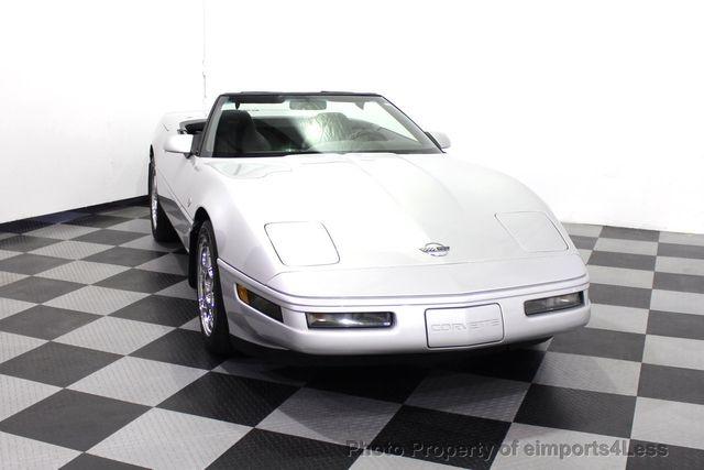 1996 Chevrolet Corvette CORVETTE 4LT Collector Edition 6 SPEED  - 18147499 - 13