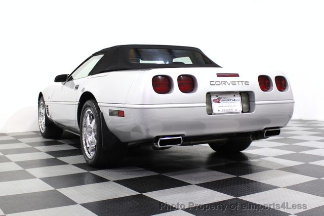1996 Chevrolet Corvette CORVETTE 4LT Collector Edition 6 SPEED  - 18147499 - 14