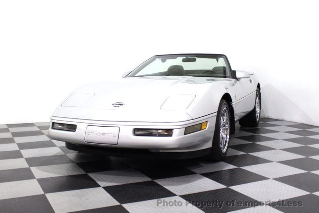 1996 Chevrolet Corvette CORVETTE 4LT Collector Edition 6 SPEED  - 18147499 - 27