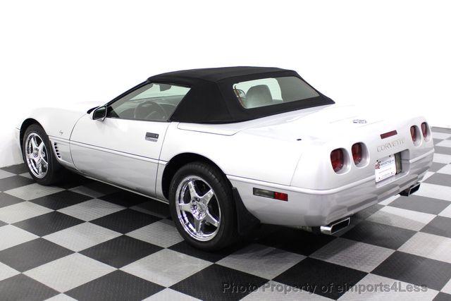 1996 Chevrolet Corvette CORVETTE 4LT Collector Edition 6 SPEED  - 18147499 - 29