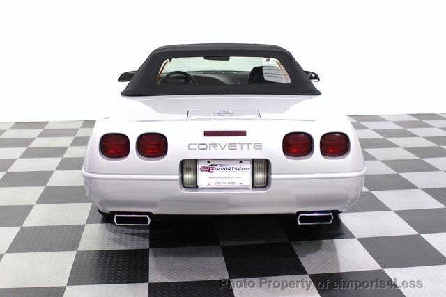1996 Chevrolet Corvette CORVETTE 4LT Collector Edition 6 SPEED  - 18147499 - 30