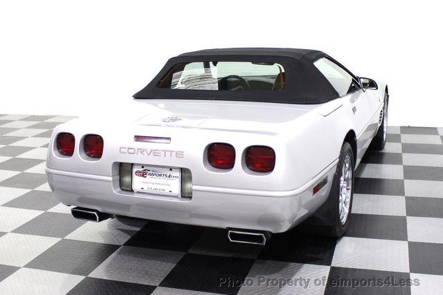 1996 Chevrolet Corvette CORVETTE 4LT Collector Edition 6 SPEED  - 18147499 - 31