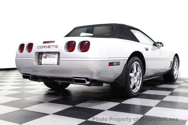 1996 Chevrolet Corvette CORVETTE 4LT Collector Edition 6 SPEED  - 18147499 - 3