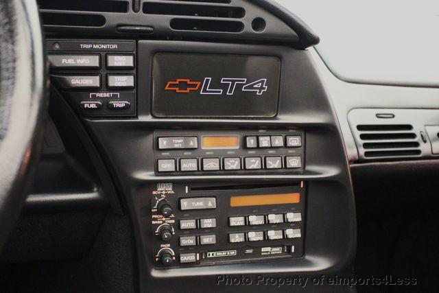 1996 Chevrolet Corvette CORVETTE 4LT Collector Edition 6 SPEED  - 18147499 - 38