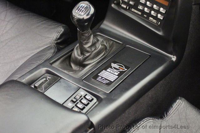 1996 Chevrolet Corvette CORVETTE 4LT Collector Edition 6 SPEED  - 18147499 - 39