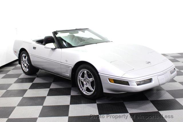 1996 Chevrolet Corvette CORVETTE 4LT Collector Edition 6 SPEED  - 18147499 - 44