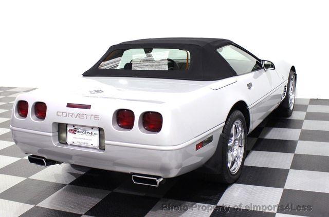 1996 Chevrolet Corvette CORVETTE 4LT Collector Edition 6 SPEED  - 18147499 - 46
