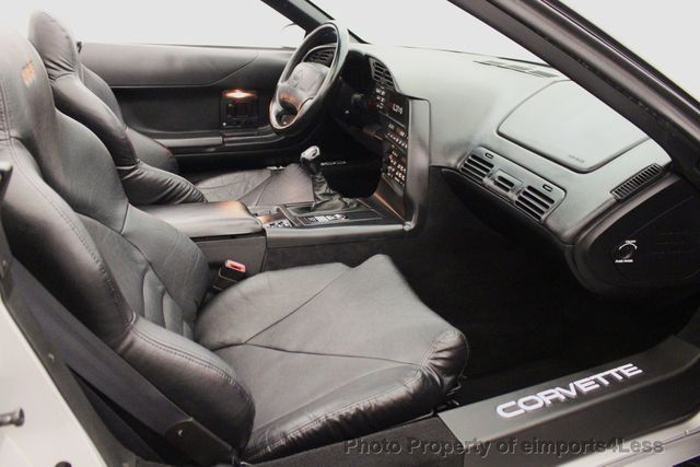 1996 Chevrolet Corvette CORVETTE 4LT Collector Edition 6 SPEED  - 18147499 - 49