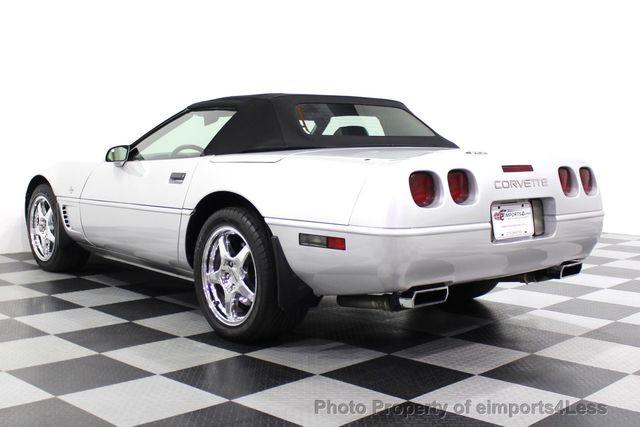 1996 Chevrolet Corvette CORVETTE 4LT Collector Edition 6 SPEED  - 18147499 - 51