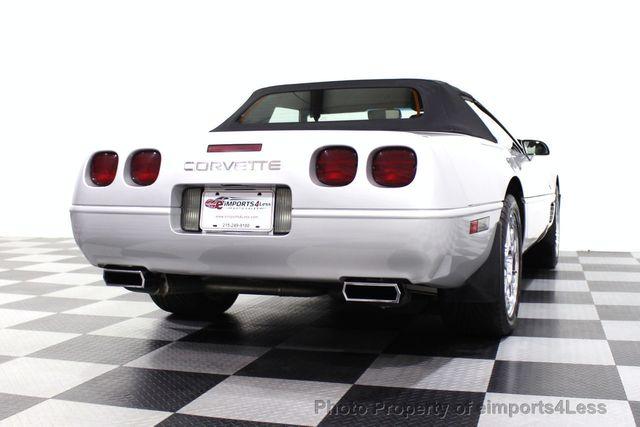 1996 Chevrolet Corvette CORVETTE 4LT Collector Edition 6 SPEED  - 18147499 - 52