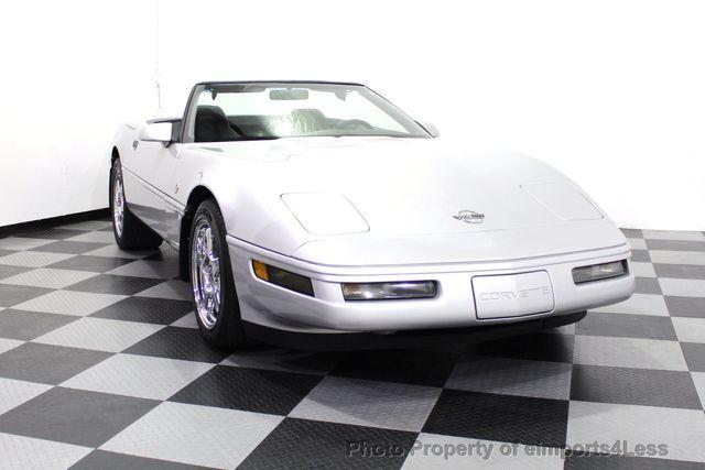1996 Chevrolet Corvette CORVETTE 4LT Collector Edition 6 SPEED  - 18147499 - 53