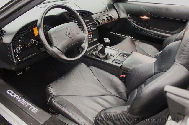 1996 Chevrolet Corvette CORVETTE 4LT Collector Edition 6 SPEED  - 18147499 - 6