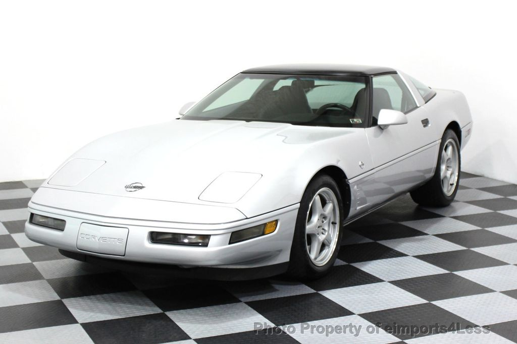 1996 Chevrolet Corvette CORVETTE COLLECTOR EDITION COUPE 6 SPEED - 16417240 - 0