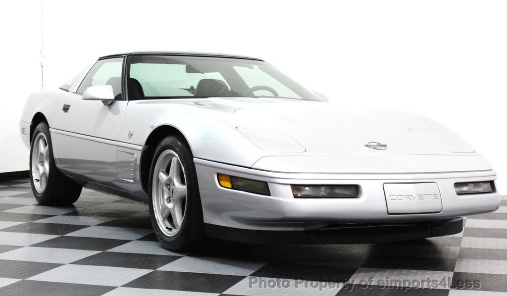 1996 Chevrolet Corvette CORVETTE COLLECTOR EDITION COUPE 6 SPEED - 16417240 - 1