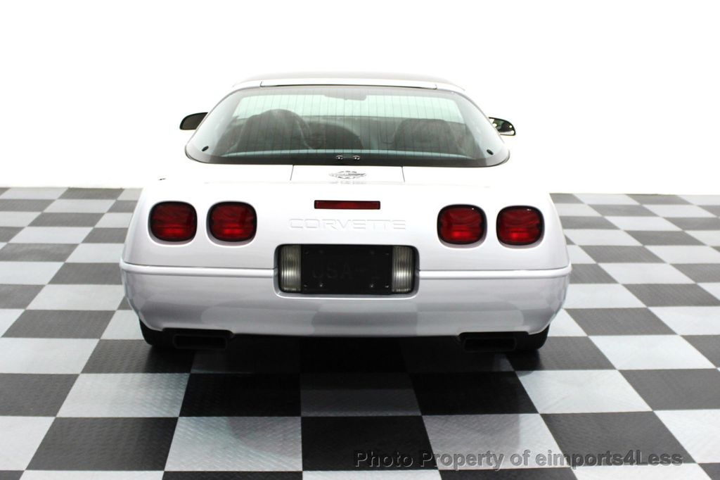 1996 Chevrolet Corvette CORVETTE COLLECTOR EDITION COUPE 6 SPEED - 16417240 - 16